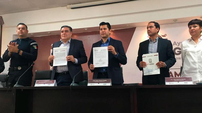 Ayuntamiento de Guadalupe Profesionaliza a la Policía Municipal