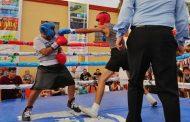 Con exhibición de Box inauguran Gimnasio en Apozol