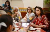 Consulta directa a la base no es negociable: Ivonne Ortega