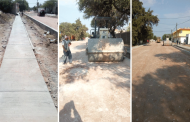 Beneficia a jerezanos pavimentación de calles y caminos