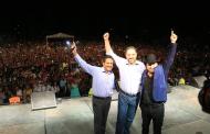 Con lleno total y rotundo éxito, Julión Álvarez celebra a las madres de Juan Aldama y Municipios aledaños