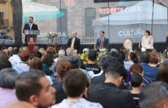 Busca Gobernador convertir la Feria Nacional del Libro Zacatecas 2019 en la mejor en la historia del Estado