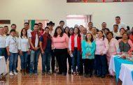 DIF Nacional y Estatal efectúa visita de campo en Mazapil.