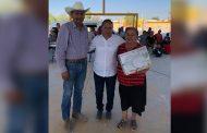 Continuan Festejos del Dia de las Madres en comunidades de Melchor Ocampo