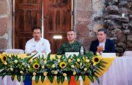 Villanueva sede de la Reunión de Consejo Intermunicipal de Seguridad Pública sector II