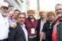 Acompaña Ulises Mejía Haro a Andrés Manuela López Obrador en su visita por el estado de Zacatecas