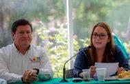 Construir acuerdos y emprender acciones reales que dignifiquen al campo zacatecano, prioridad del Gobierno de México: Verónica Díaz