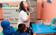 Reabre sus puertas el Centro de Desarrollo Infantil