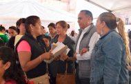 Firma servicio del empleo convenios con Río Grande y Francisco R. Murguía por 3.5 mdp
