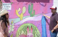 Alcalde de Guadalupe plasma identidad de comunidades con Expresiones artisticas