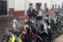 Otorga Finanzas seguridad jurídica a 150 motociclistas de Jerez mediante programa de plaqueo