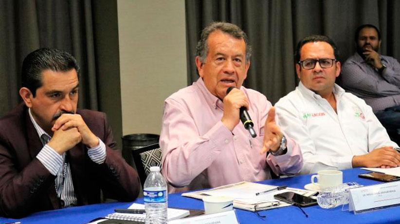 Armonizará Zacatecas el plan de desarrollo 2017-2021 con la estrategia nacional