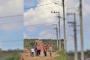 Lleva Ulises Mejía Haro energía eléctrica a la zona rural