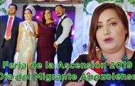 Video: Conclusiones de la Feria de la Ascensión 2019 y el Día del Migrante Apozolense