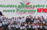 Video: Alcaldes opinan sobre el Programa