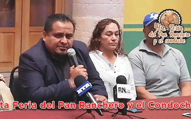 Video: Pormenores de la 4ta. Feria del Pan Ranchero y el Condoche