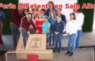 Video: Feria DIFerente en Sain Alto, Zac