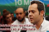 Video: Entrevista Ulises Mejía Haro, el matrimonio igualitario y los cambios en su gabinete