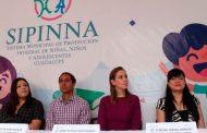 Guadalupe es el primer Ayuntamiento en el Estado en instalar oficinas locales de SIPINNA
