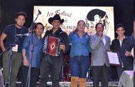 Continua con éxito festival Antonio Aguilar Barraza