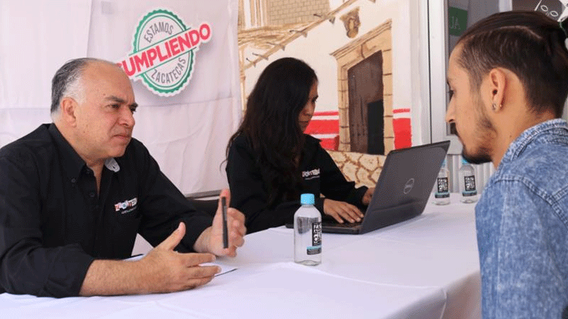 Acuden empresarios, jóvenes y mujeres a tercera audiencia de Secretaría de Turismo en Villanueva