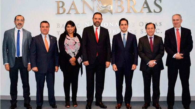 Gobernador y Director de Banobras analizan programas de financiamiento para la ejecución de infraestructura