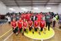 Encienden el Gimnasio Municipal con el partido de basquetbol entre la Selección Mexicana Universitaria y la Selección de Fresnillo