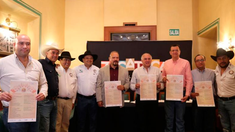 Participarán más de 1 mil 200 cabalgantes de 18 estados y ciudades de EEUU en cabalgata Toma de Zacatecas