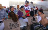 Reciben Adultos Mayores de Pinos, Jerez, Enrique Estrada y Fresnillo casi 30 MPD del Gobierno de México