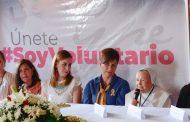 Asociaciones en Guadalupe se unen para ampliar convocatoria de Voluntariado