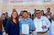 Gobierno de la República multiplicará recursos en Guadalupe para Jóvenes Construyendo el Futuro