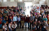 Lleva Julio César Chávez apoyo a adultos mayores en conjunto con el Gobierno de la República