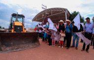 Cumple Saúl Monreal sus compromisos con habitantes de comunidades donde invierte 4.6 mdp