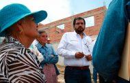 Entrega Gobierno de Zacatecas obras de infraestructura social y estímulos para la educación en Monte Escobedo