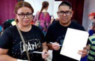 El municipio Brindó 11 constancias de pláticas prematrimoniales