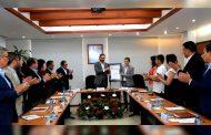 Entrega Gobernador predio a ISSSTEZAC para saldar deuda del COBAEZ