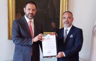 Reorganiza Alejandro Tello administración interna de SEDUVOT