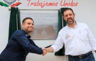 Gobernador pone en marcha el relleno sanitario de Tlaltenango, uno de los 20 mejores de todo el país