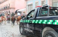 Dan a conocer operativo vial, el domingo 23, por la cabalgata Toma de Zacatecas