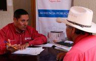 80 personas solicitan asesoría migratoria durante sexta audiencia pública de SEZAMI