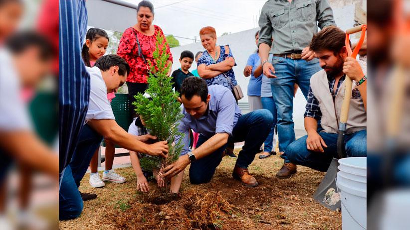 Promueve Ulises Mejía Haro conciencia Ecologica en el área Metropolitana de Zacatecas