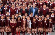 Refrenda Ulises Mejía Trabajo por la niñez Zacatecana