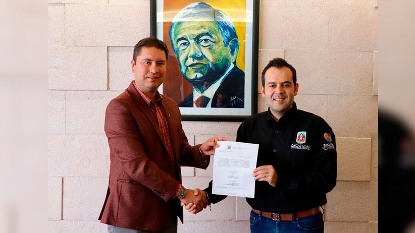 Realiza Ulises Mejía cambios por un mejor Zacatecas