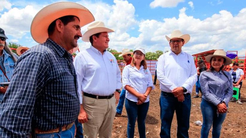 Incentiva Gobierno del Estado con más de 20 mdp el desarrollo de Sombrerete