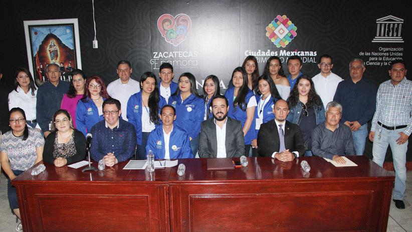 Zacatecas y Colombia estrechan lazos de hermandad a través de estudio demográfico
