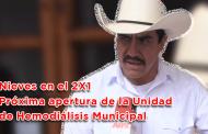 Video: Nieves en el 2X1 y la Unidad de Hemodiálisis Municipal