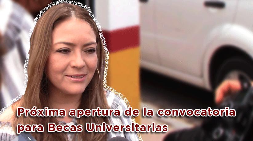 Video: Próxima apertura de la convocatoria para Becas Universitarias