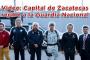 Video: Capital de Zacatecas recibe a la Guardia Nacional