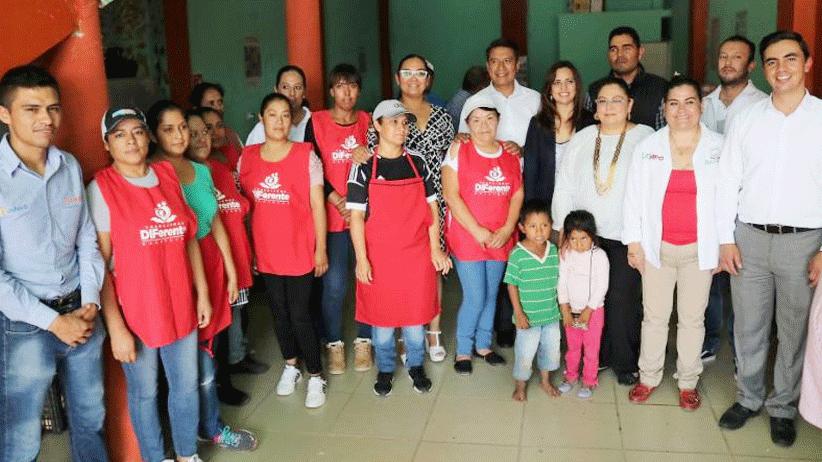 Abre Gobierno del Estado comedor para jornaleros agrícolas en Fresnillo