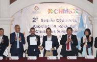 """Impulsa Ulises Mejía Haro proyección internacional de Zacatecas y las ciudades mexicanas """"Patrimonio Mundial"""""""